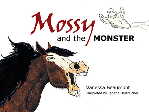 Mossy and the Monster by Vanessa Beaumont | HB