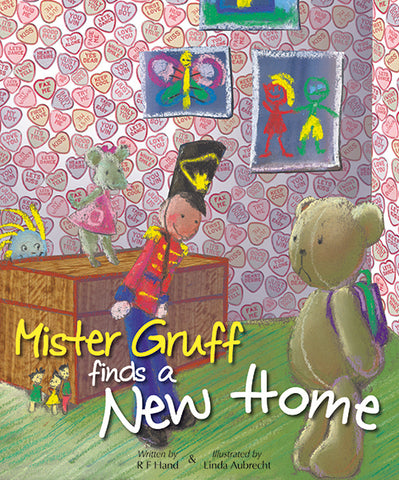Mr Gruff finds a new home by Robyn Hand | PB