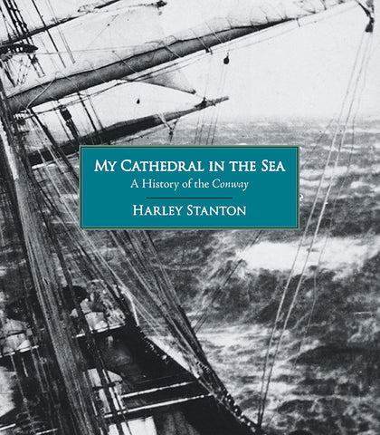 My Cathedral in the Sea by Harley Stanton | HB