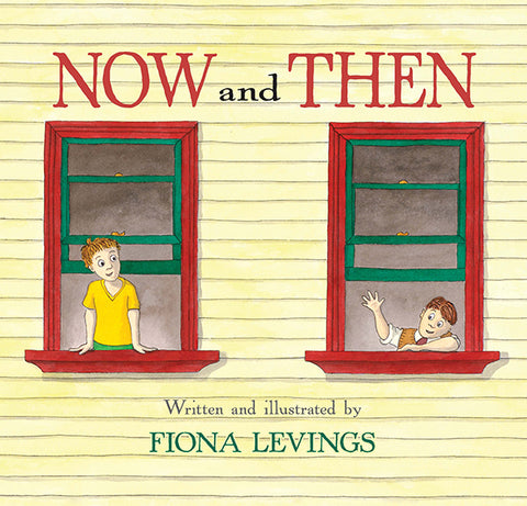 Now and Then by Fiona Levings | HB