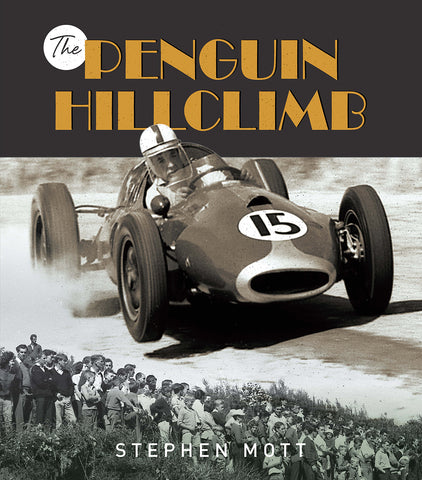 Penguin Hillclimb, The by Stephen Mott | Hardback