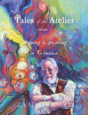 Tales of the Atelier, Volume One - Pieter Zaadstra Art Studio | Periodical