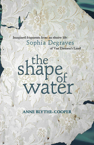 Shape of Water, The by Anne Blythe-Cooper | Paperback