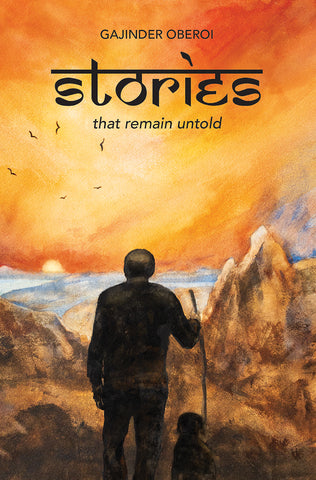 Stories that remain untold by Gajinder Oberoi | PB