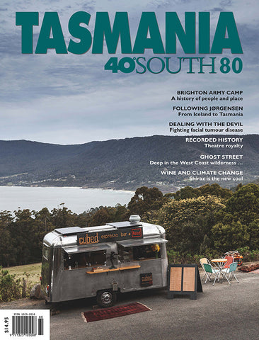 Tasmania 40° South Issue 80