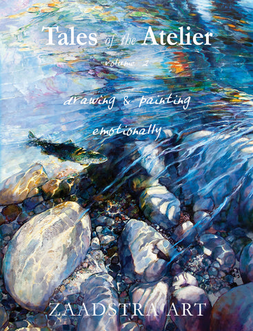 Tales of the Atelier, Volume Two - Pieter Zaadstra Art Studio | Periodical