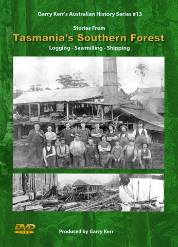Tasmania's Southern Forest | DVD produced by Garry Kerr