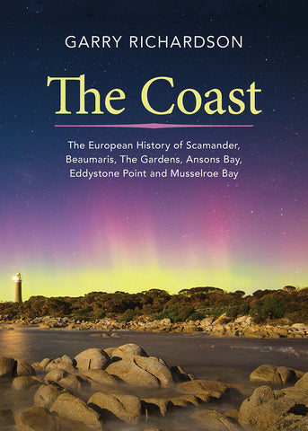 The Coast by Garry Richardson | HB