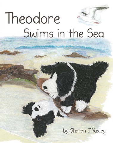 Theodore Swims in the Sea by Sharon J Yaxley | PB