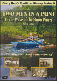 Two men in a punt | DVD produced by Garry Kerr
