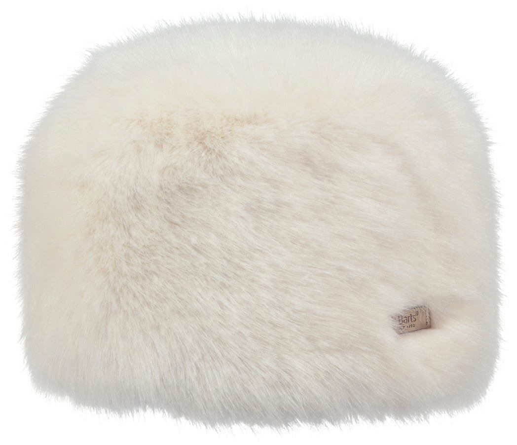 Barts Josh Faux Fur Hat for Ladies in White