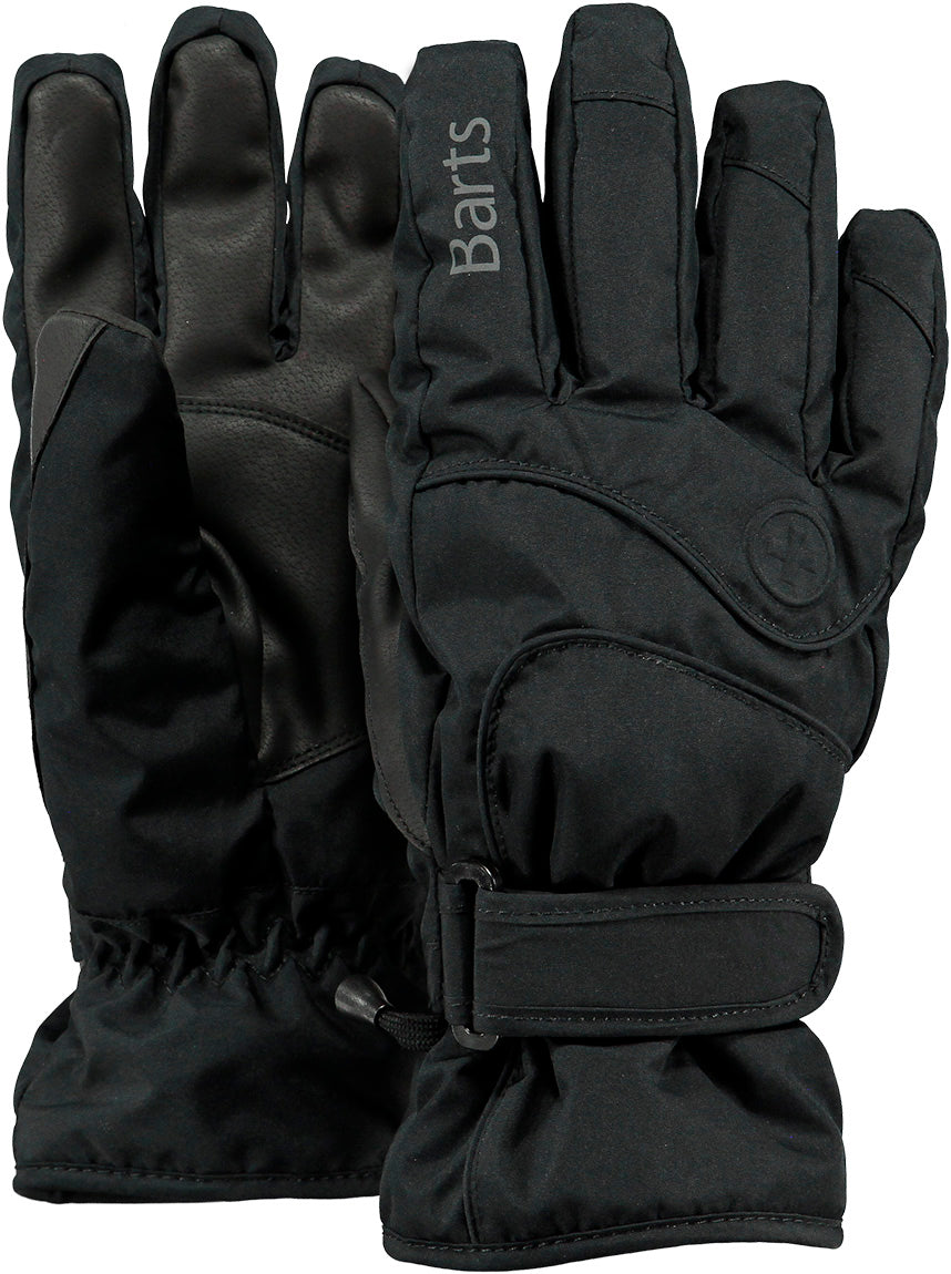 Barts Basic Ski Gloves in Black