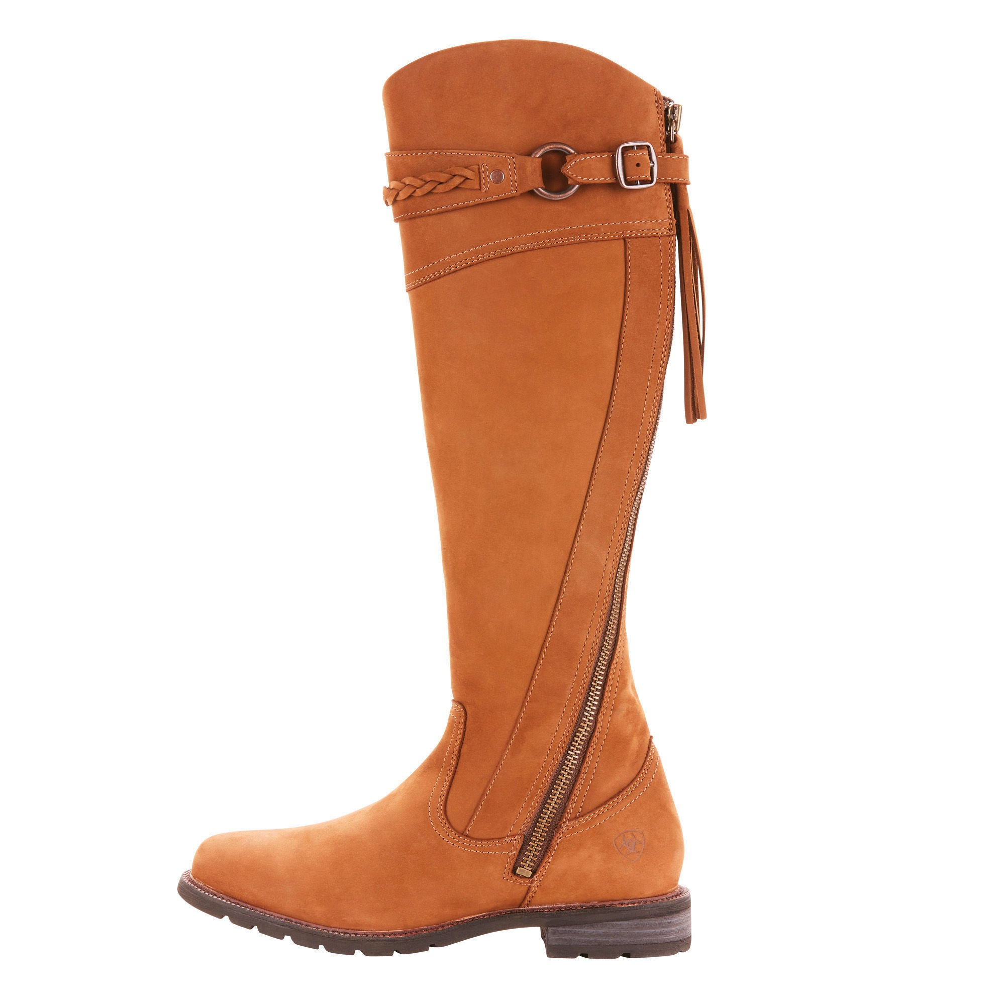 Ariat Alora Nubuck Boot for Ladies in Chestnut