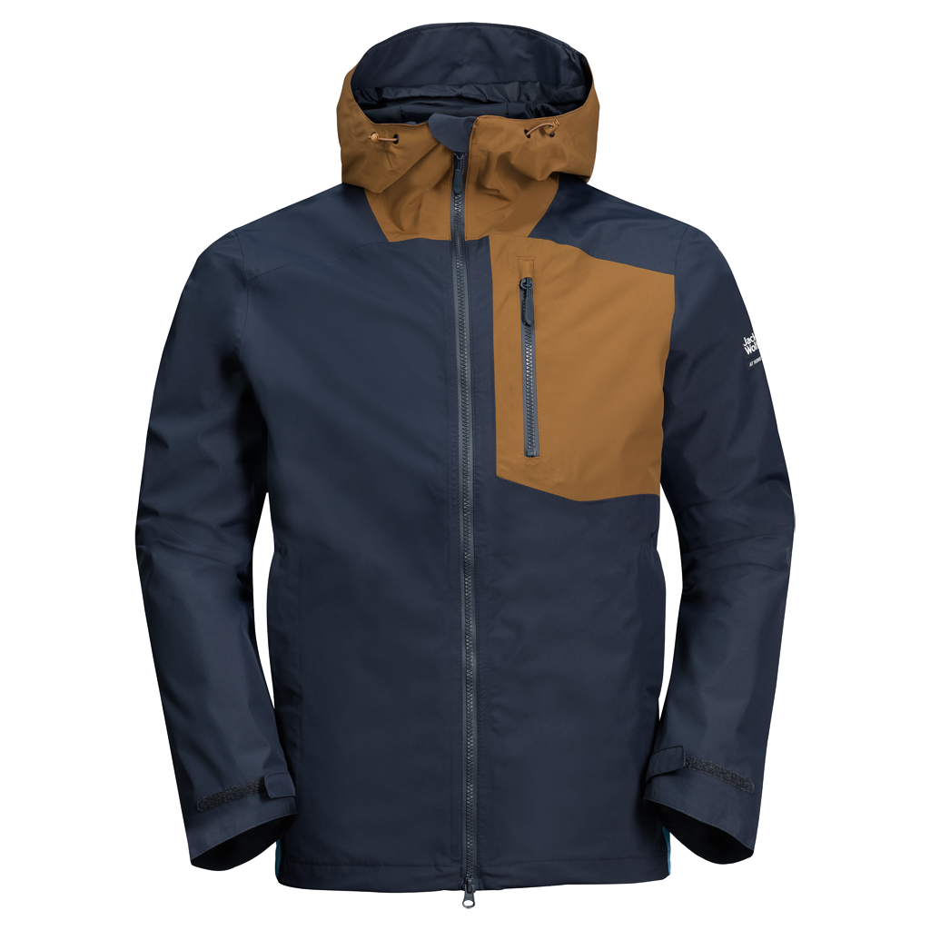 Jack Wolfskin 365 TwentyFourSeven Jacket for Men in Night SkyBlue