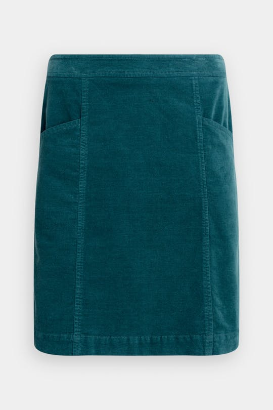 Seasalt Wave Worn Skirt for Ladies in Dark Lane