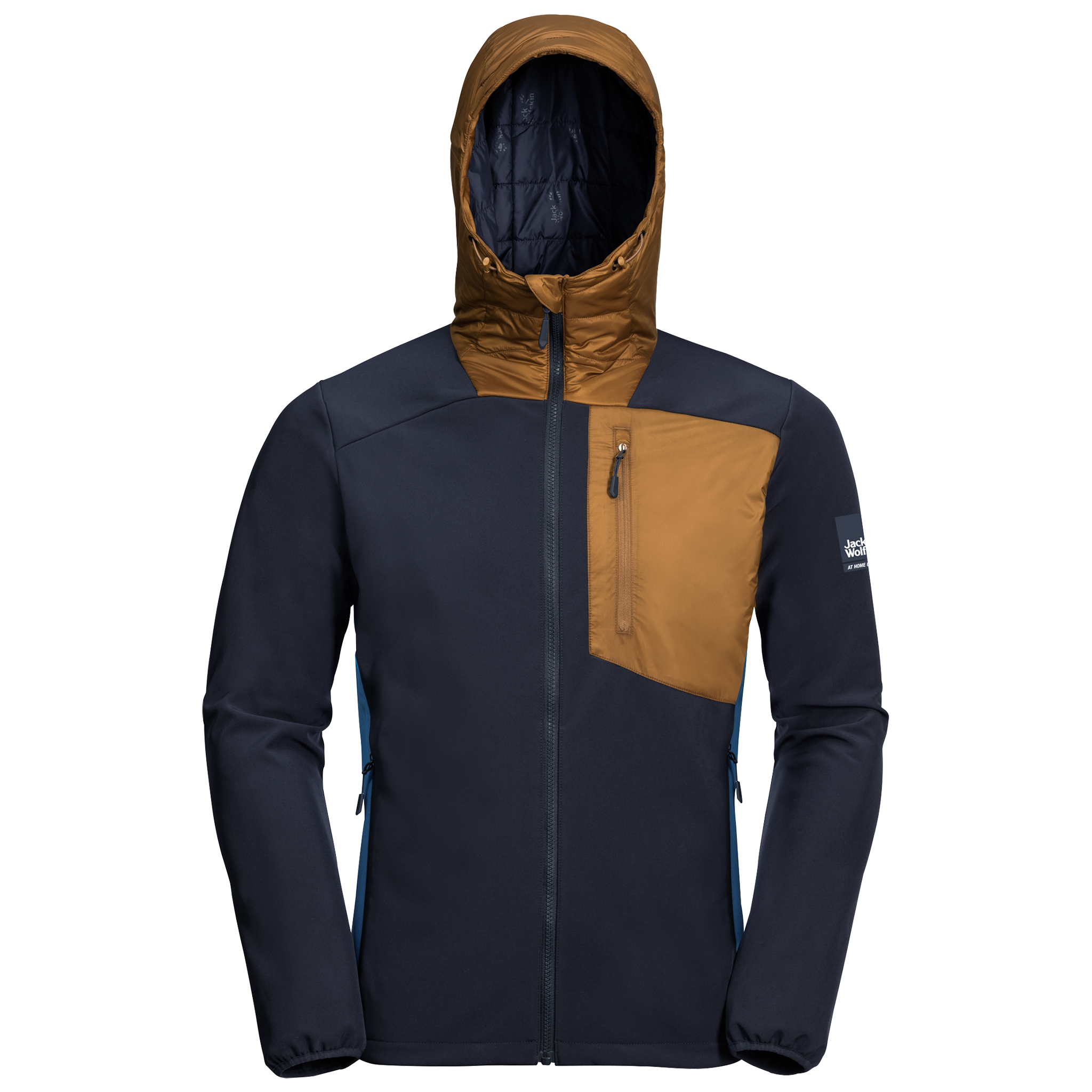 Jack Wolfskin 365 Millenium Jacket for Men in Night Sky Blue