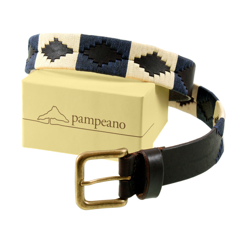 Pampeano Polo Belt in Jugadoro