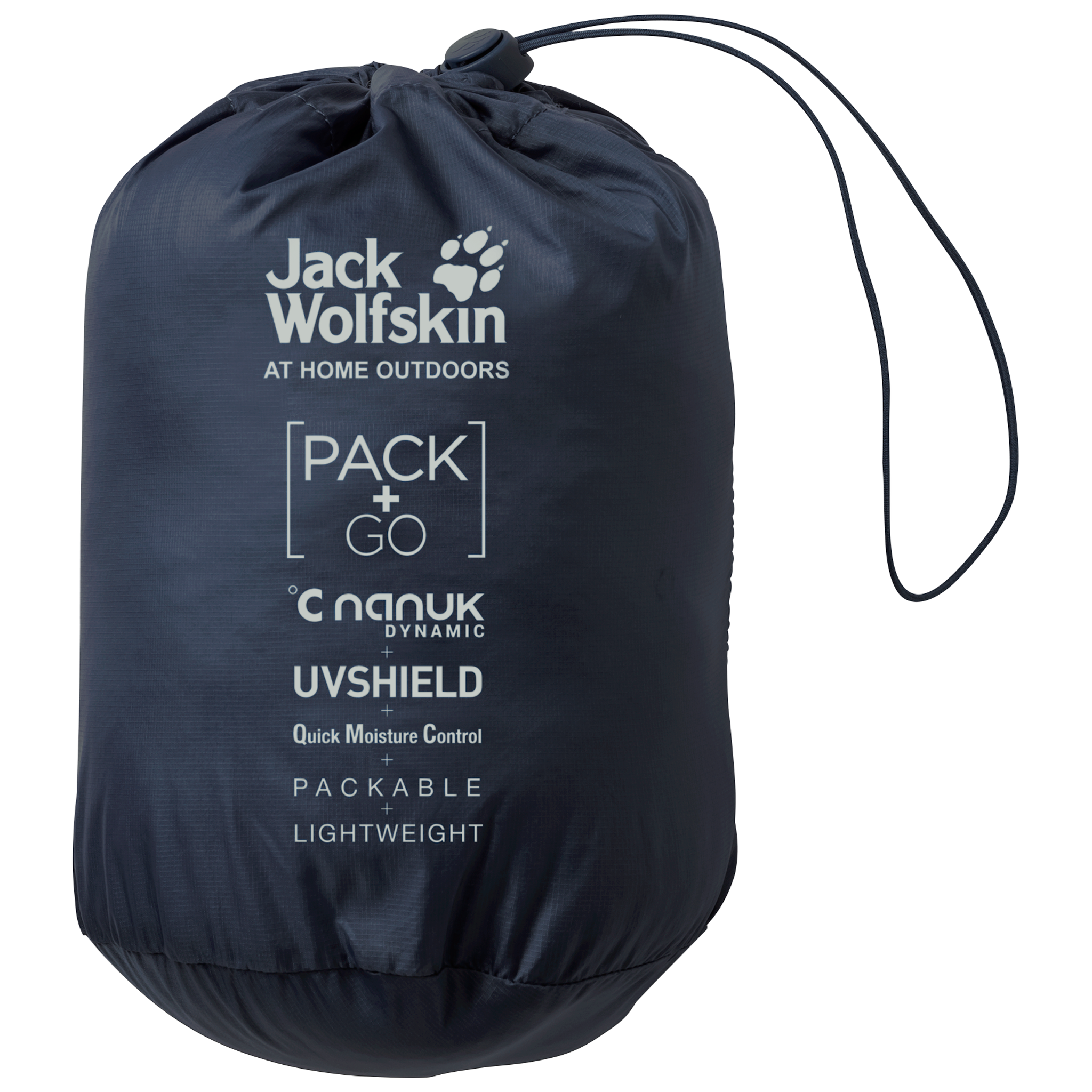 Jack Wolfskin JWP Dynamic for Men in Night Blue