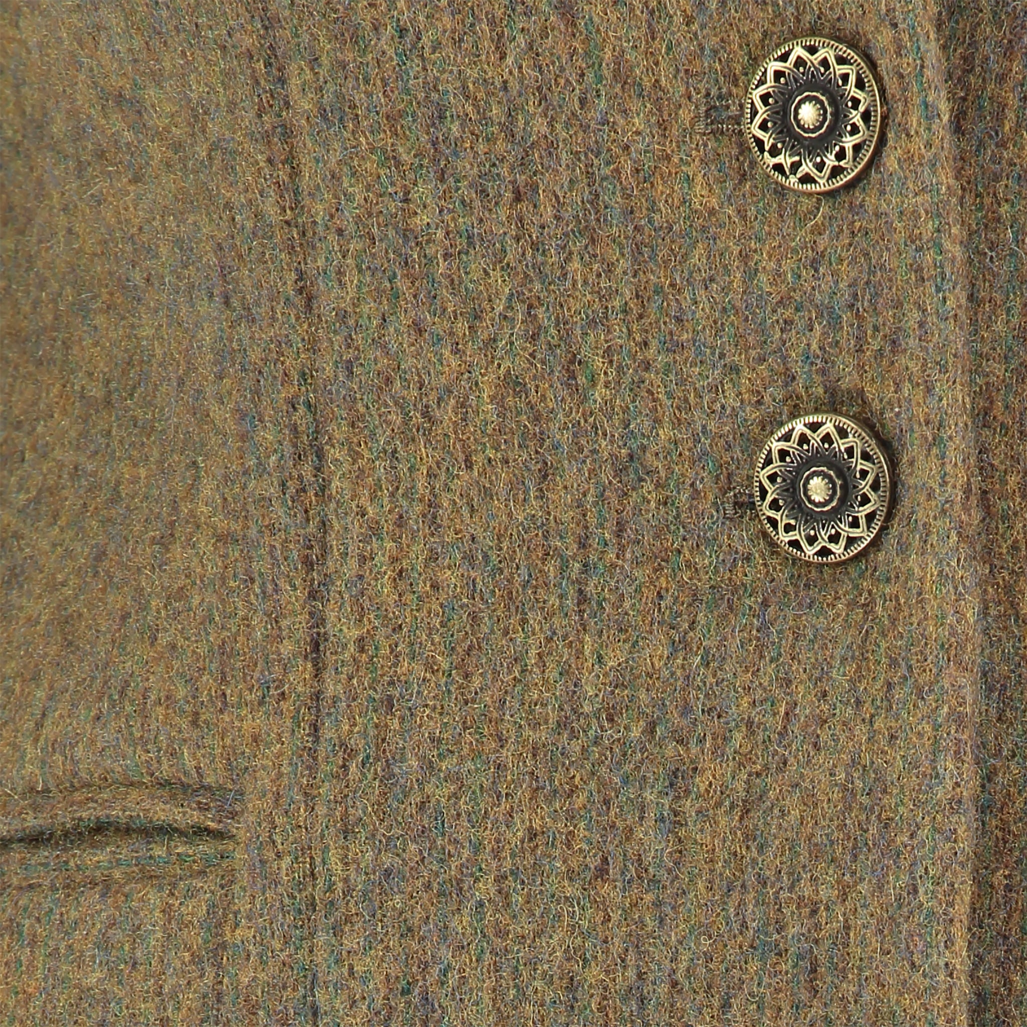 T.Ba Goa Tweed Jacket for Ladies in Goa Tweed