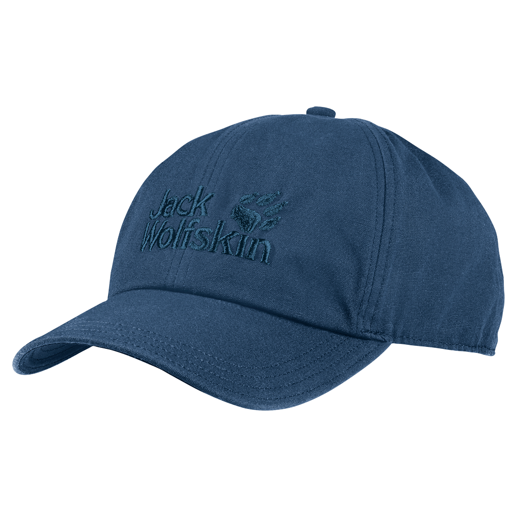 Jack Wolfskin Baseball Cap in Ocean Wave
