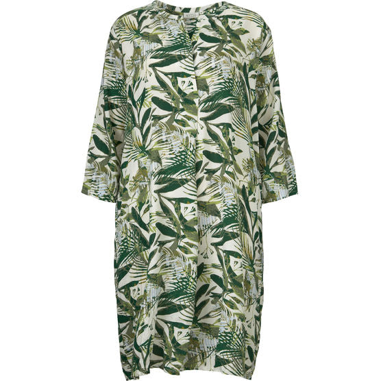 Masai Natalia 3/4 Sleeve Dress for Ladies in Amazone Org