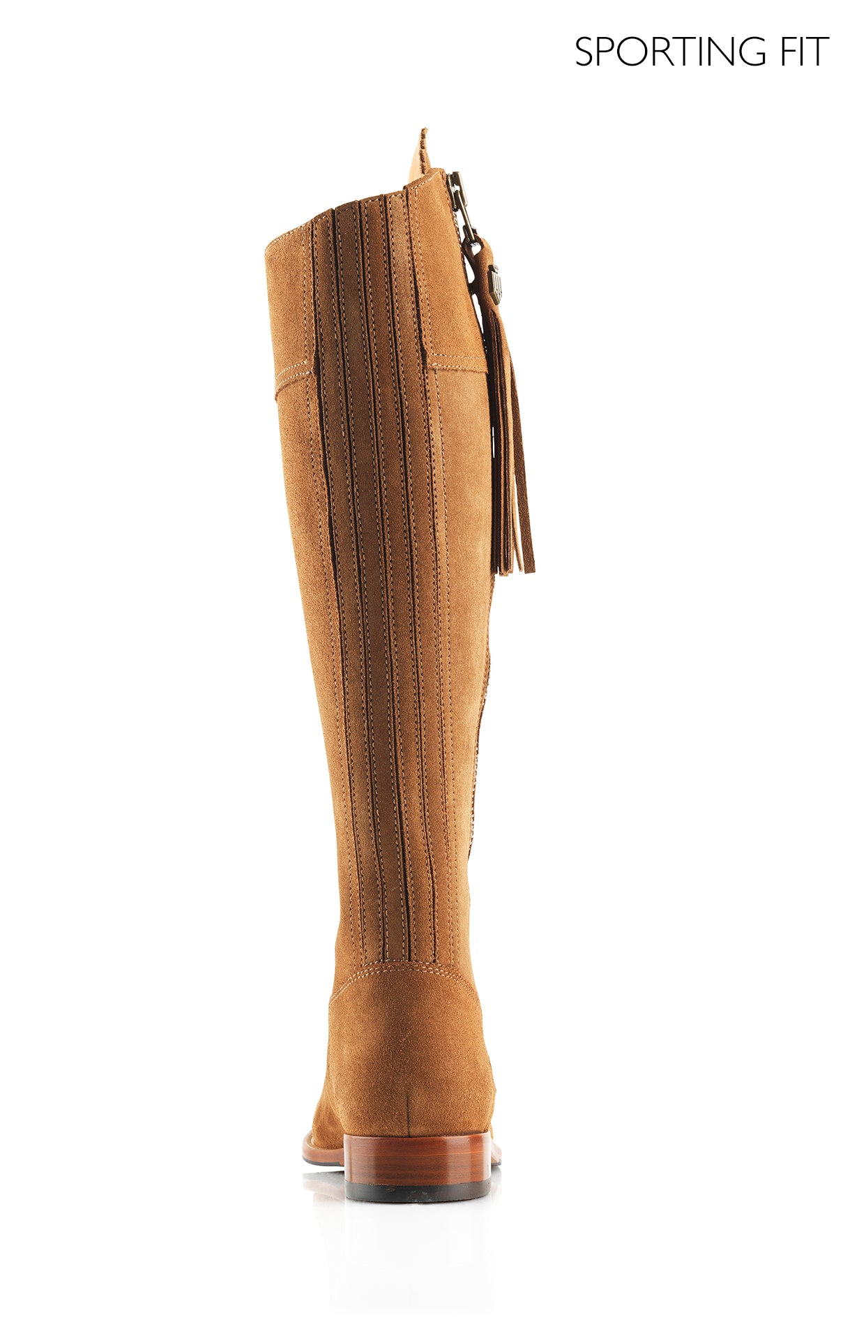 Fairfax and Favor Regina Boots Sport Fit for Ladies in Tan