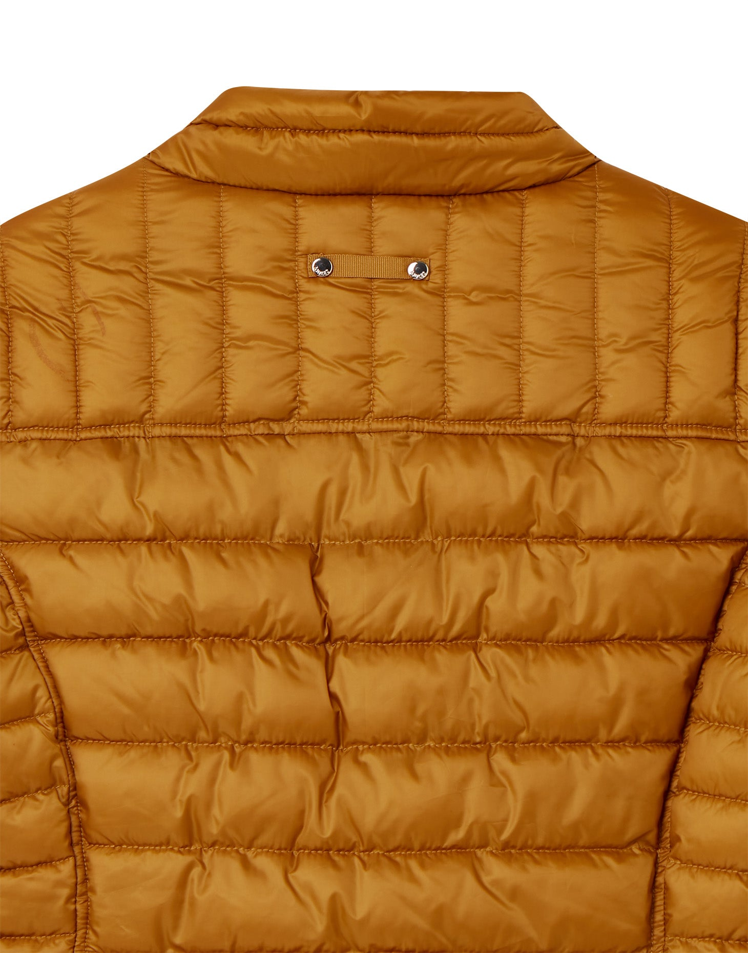 Joules Canterbury Short Luxe Padded Jacket for Ladies in Golden