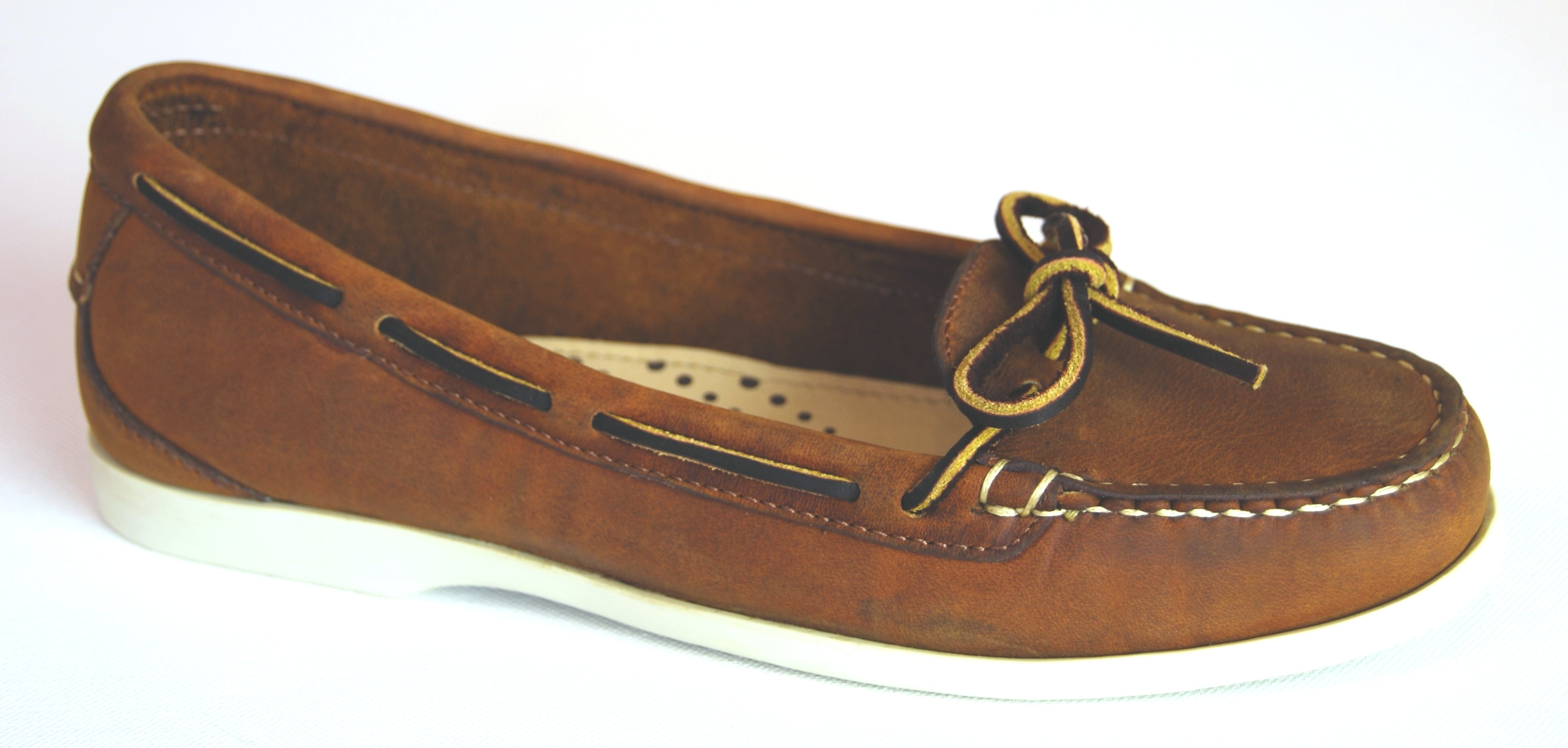 Orca Bay Bay Deck Shoes for Ladies in Sand