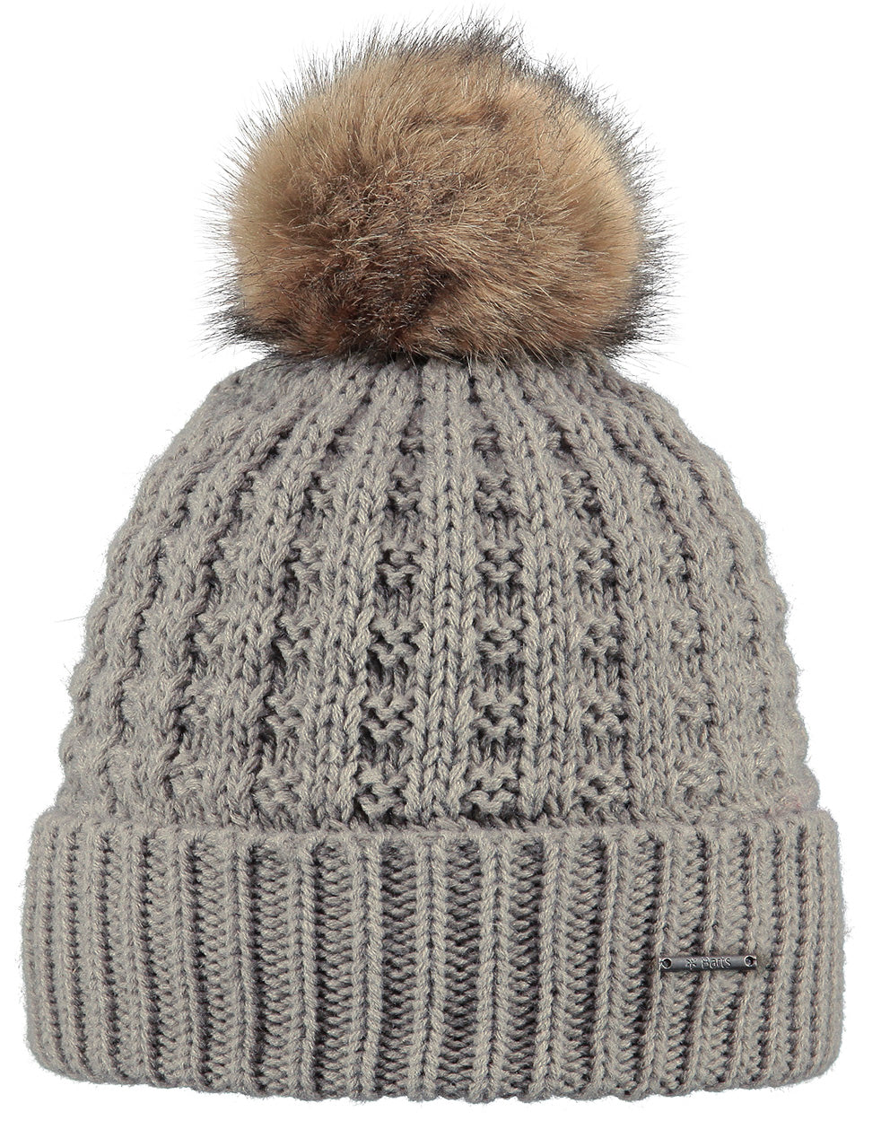 Barts Filippa Beanie for Ladies in Taupe