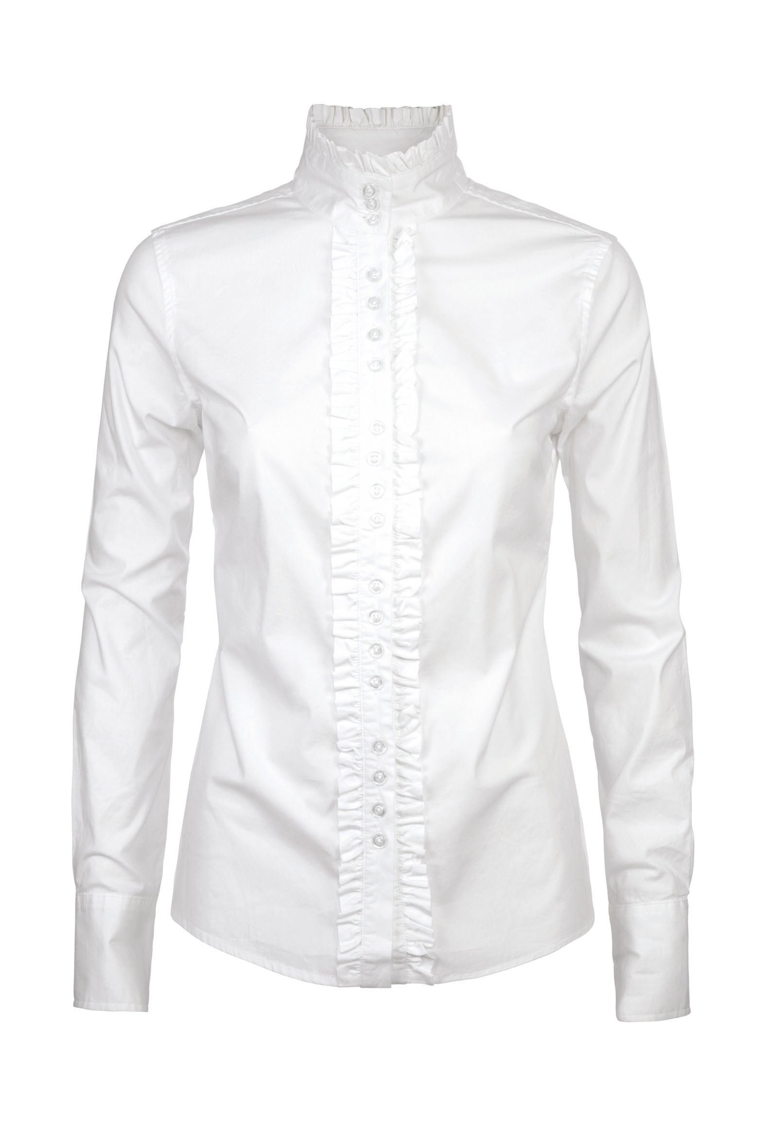 Dubarry Chamomile Shirt for Ladies in White