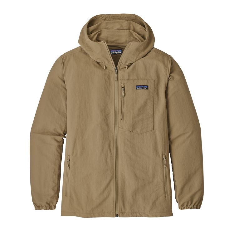 Patagonia Tezzeron Jacket for Men in Mojave Khaki