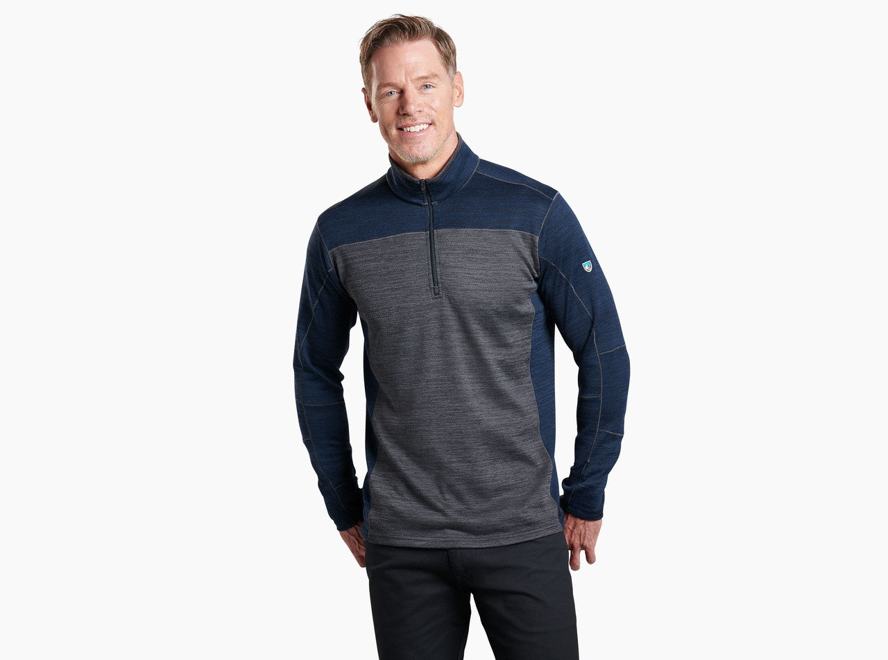 Kuhl Ryzer Fleece for Men in Midnight