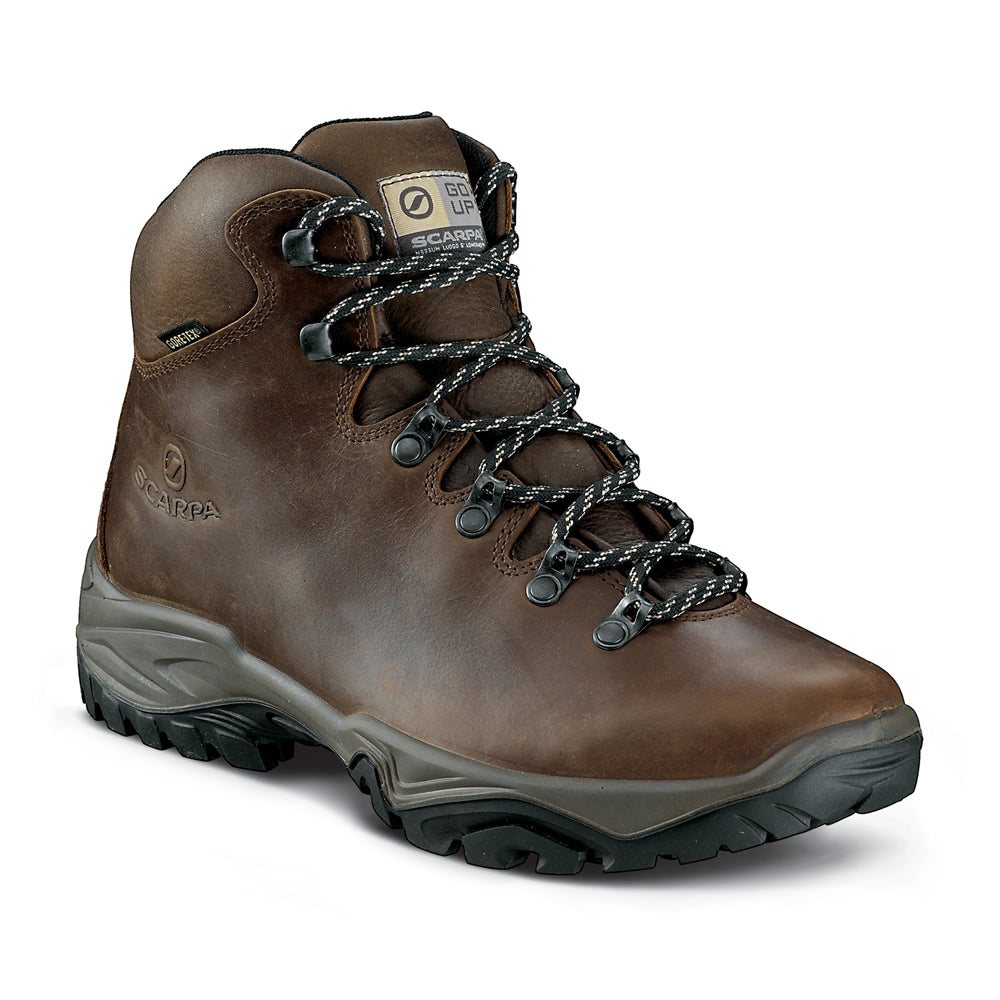 Scarpa Terra GTX Walking Boot for Men in Brown