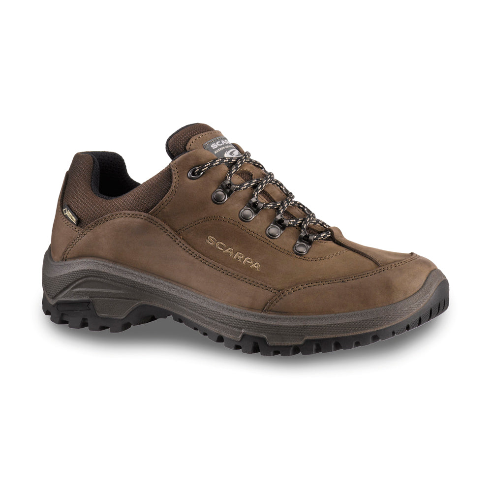 Scarpa Cyrus GTX Walking Shoe for Men in Brown