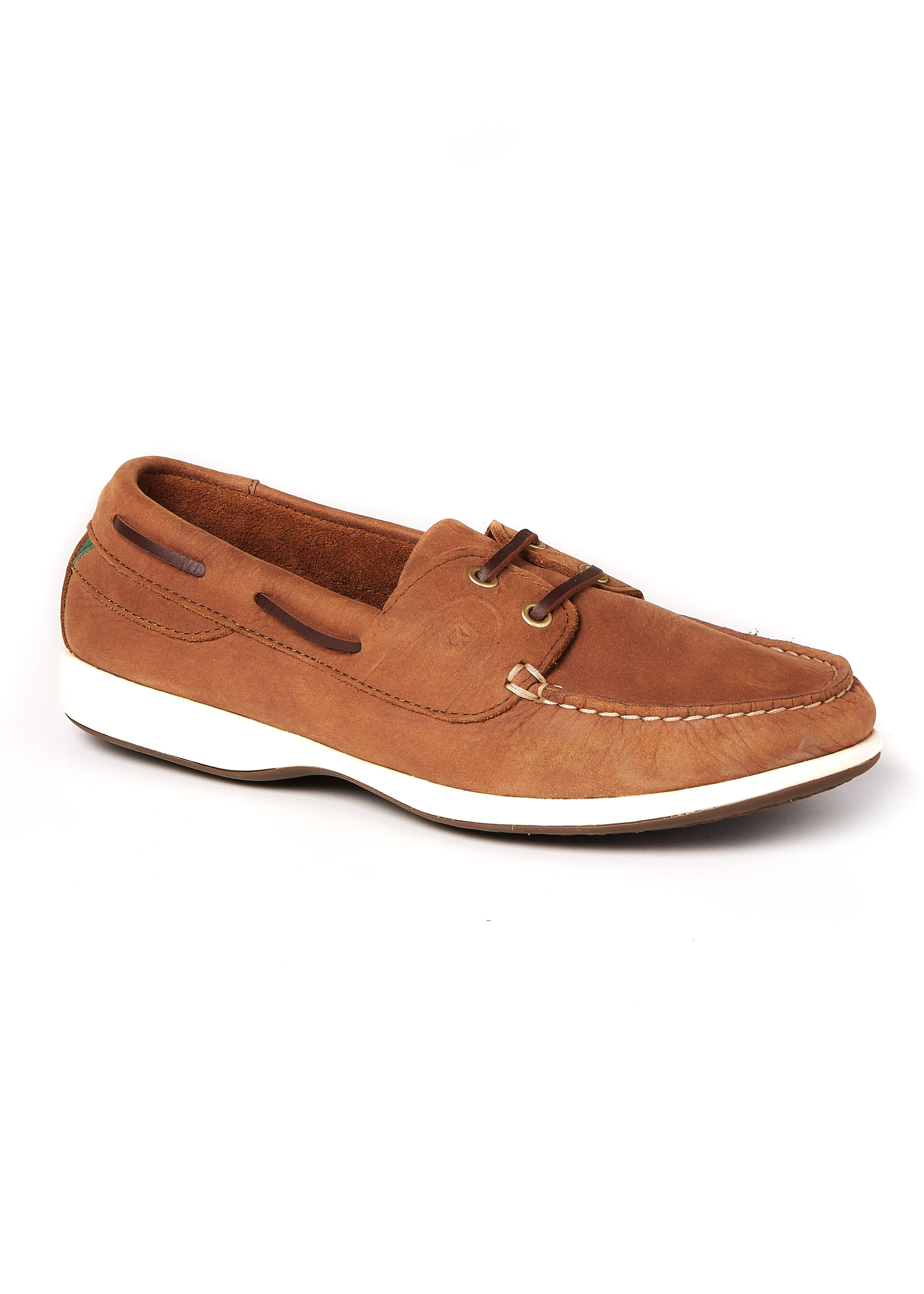 Dubarry Elba X Light Deck Shoe for Ladies in Chestnut