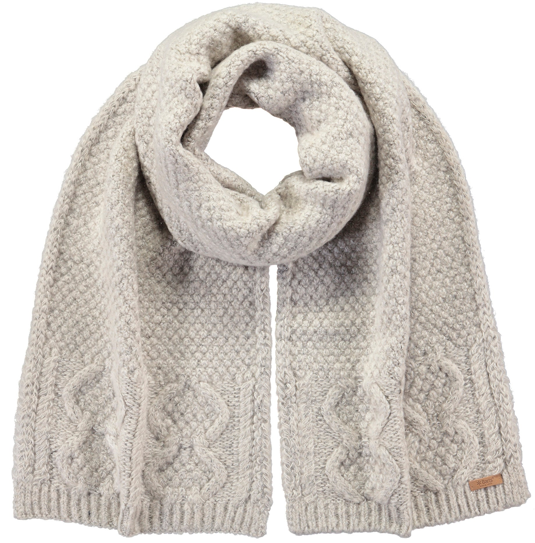 Barts Antonia Scarf for Ladies in Cream
