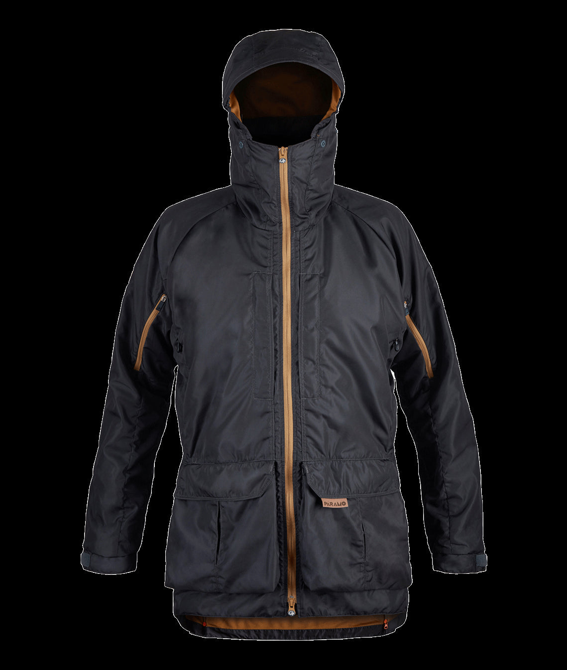 Paramo Pajaro Waterproof Jacket for Men in Dark Grey