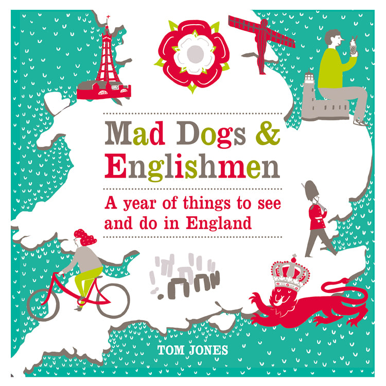 Mad Dogs and Englishmen Book by Tom Jones