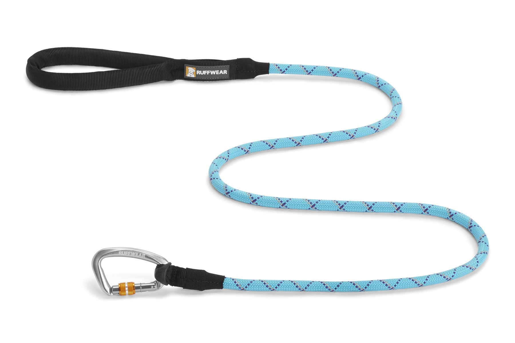 Ruffwear Knot A Leash for Dogs in Blue Atoll