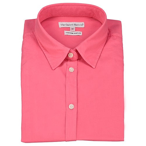 Oxford Shirt Company Cotton Blouse for Ladies in Pink