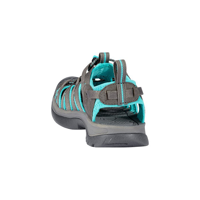 Keen Whisper Sandal for Ladies in Dark Shadow