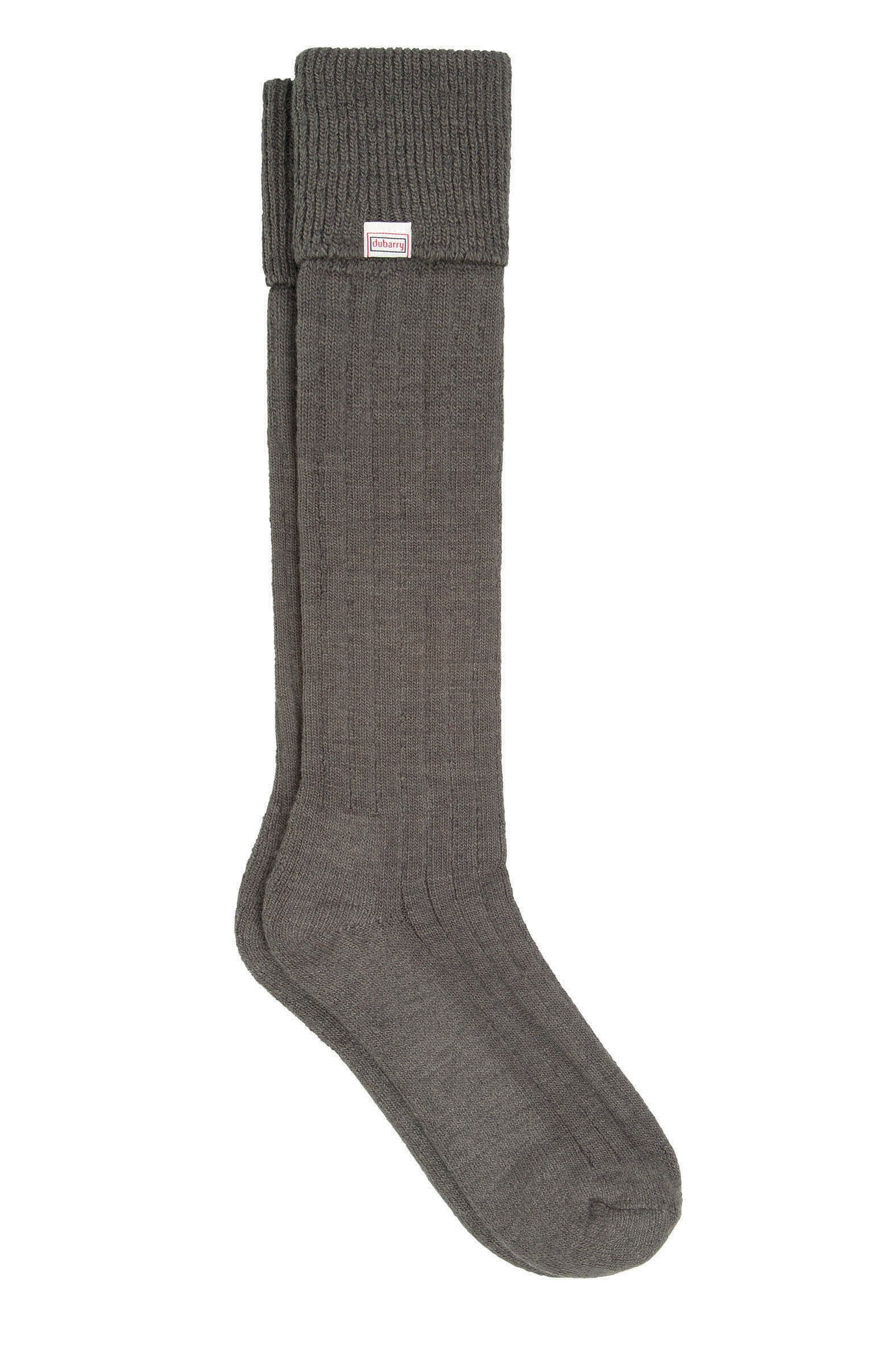 Dubarry Alpaca Socks For Ladies in Olive