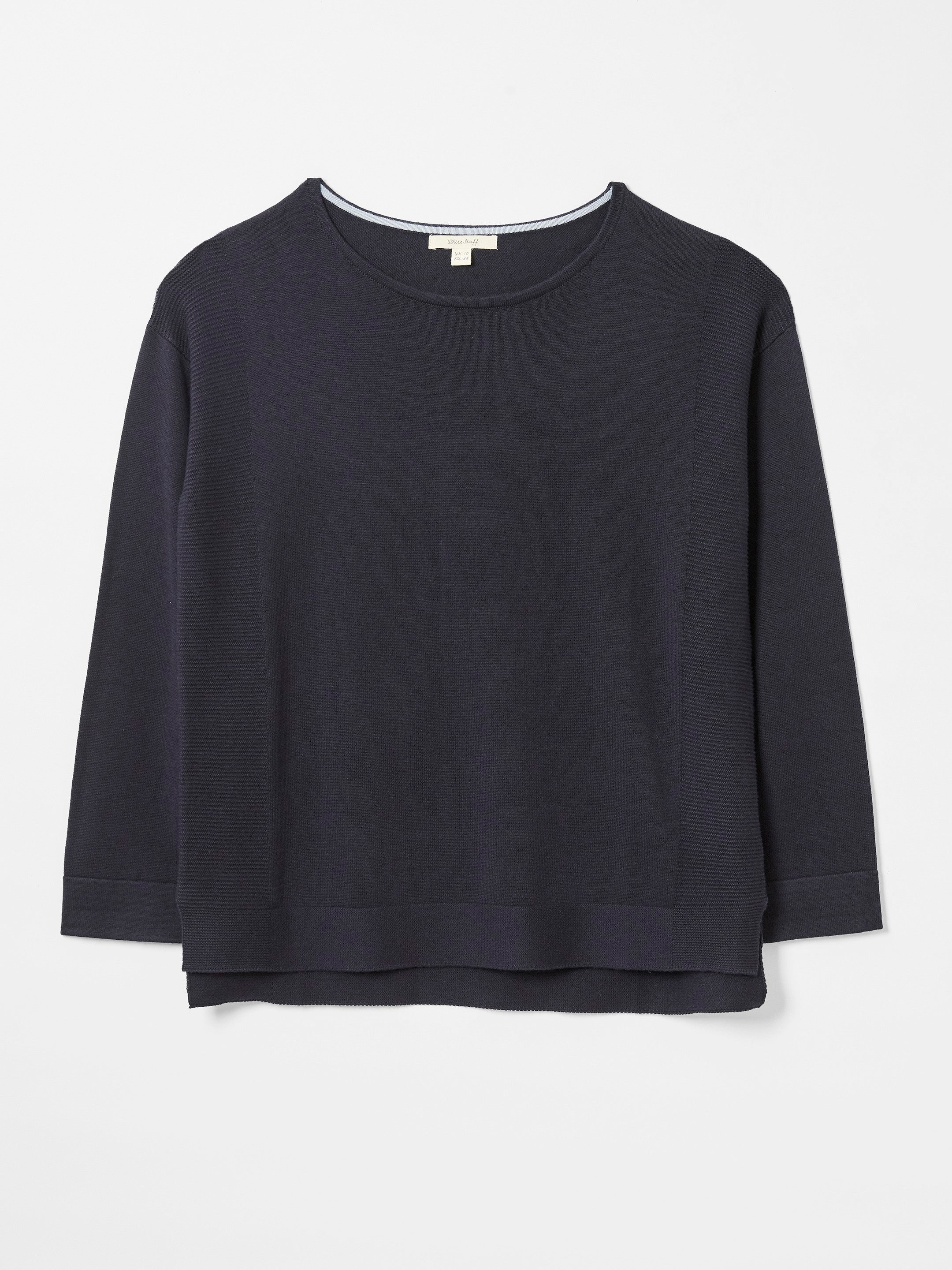 White Stuff Olivia Jumper for Ladies in Dark Navy