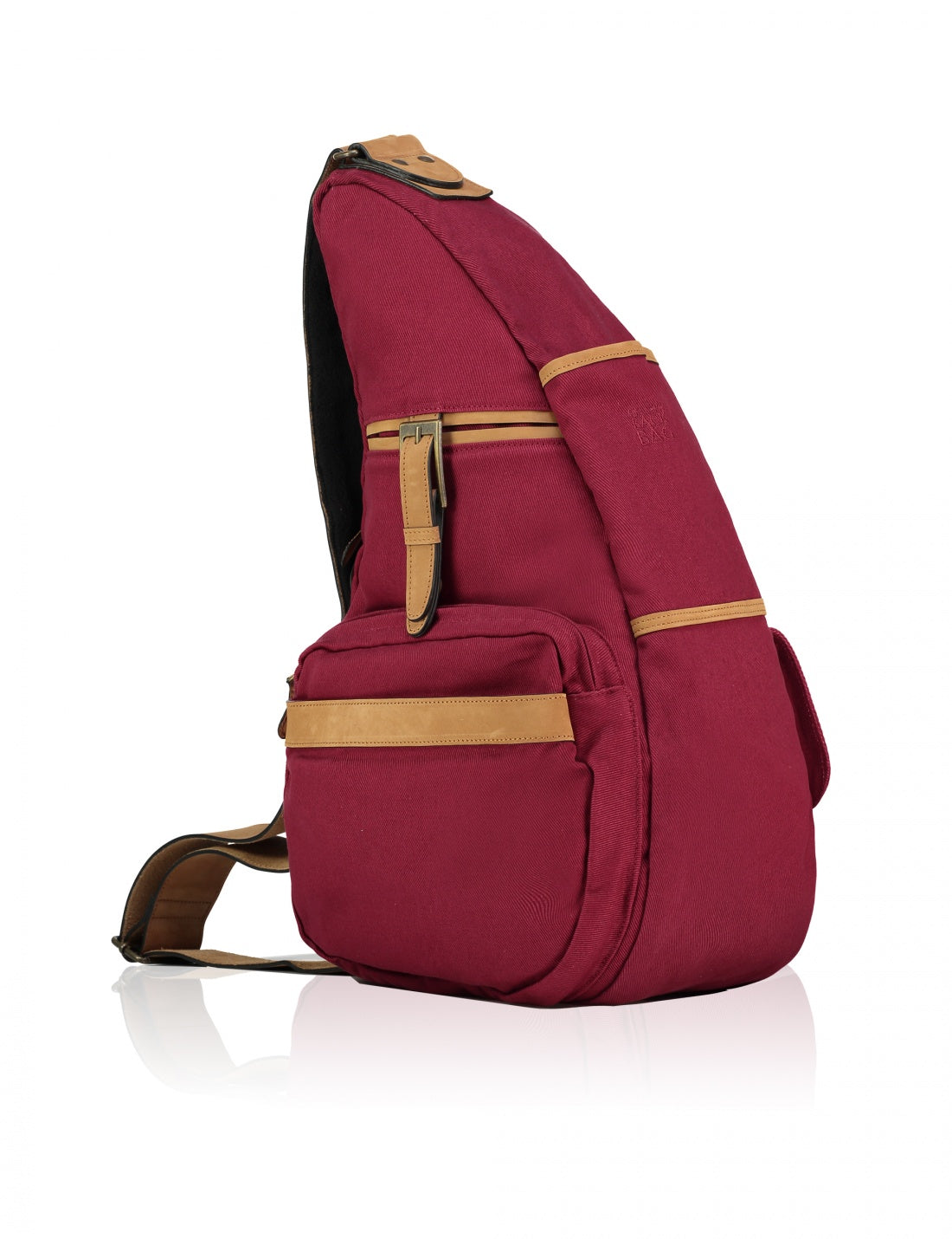 Healthy Back Bag Expedition Bag in Burgundy