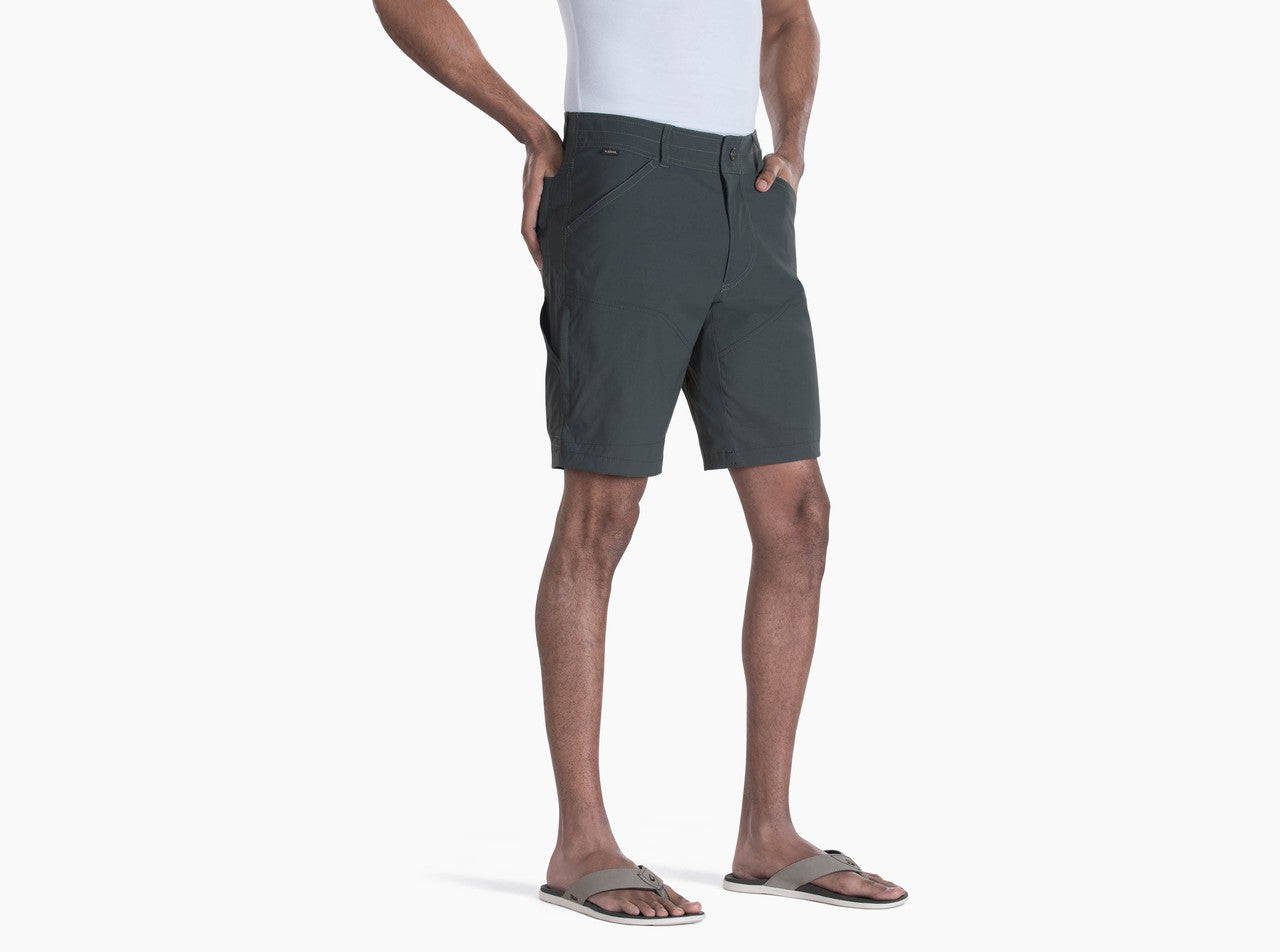 Kuhl Renegade Short for Men in Dark Forest