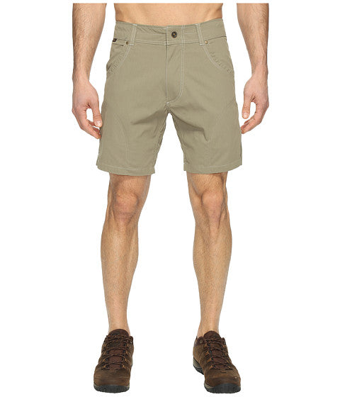 Kuhl Ramblr 10 inch Shorts for Men in Khaki