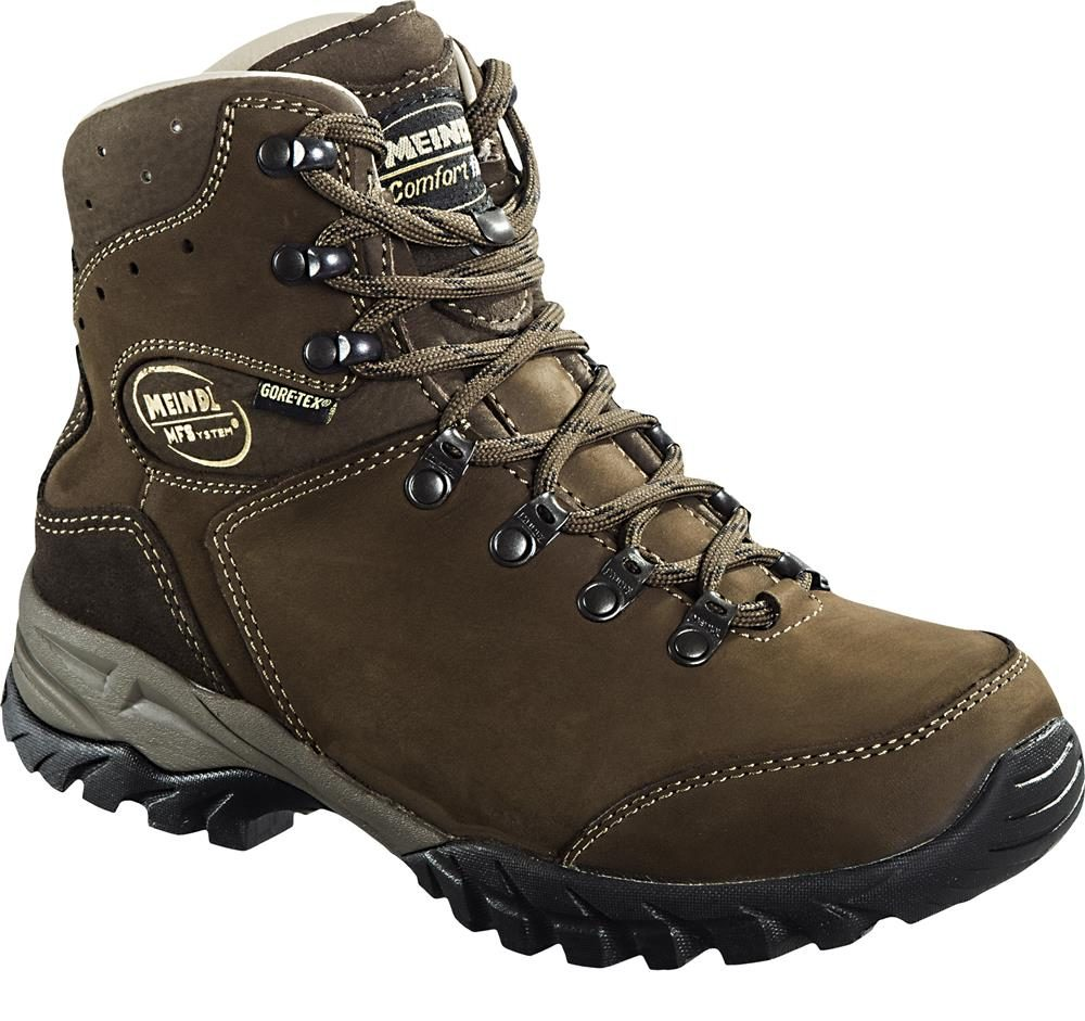 Meindl Meran GTX Walking Boot for Ladies in Brown
