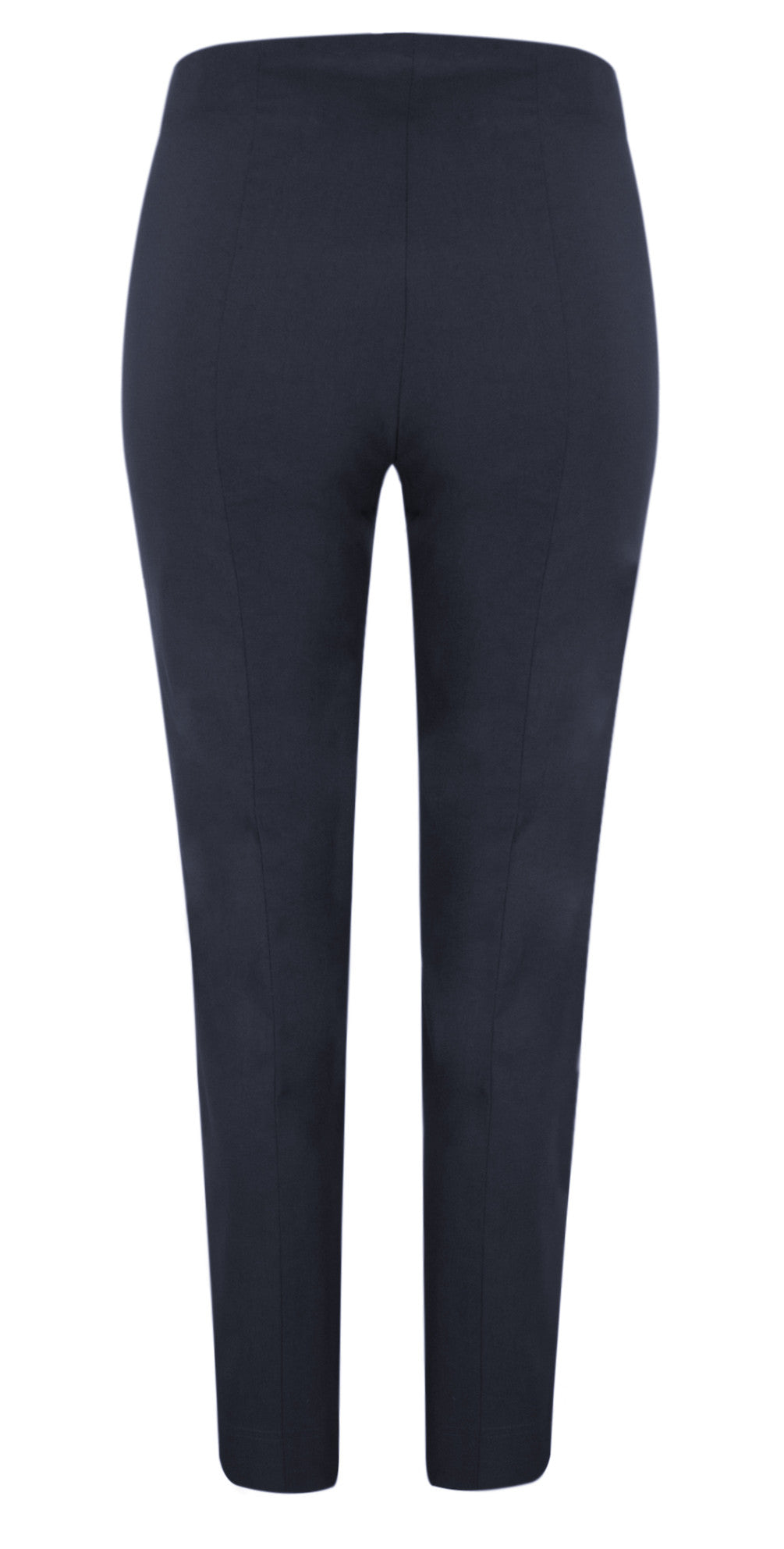 Robell Marie Full Length Trousers for Ladies in Dark Navy