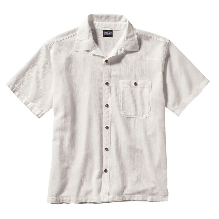Patagonia A/C Shirt for Men in White