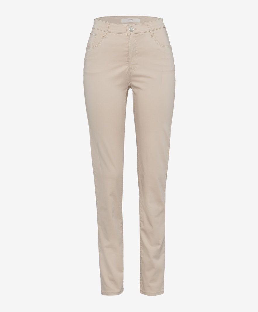 Brax Mary Trousers for Ladies in Beige